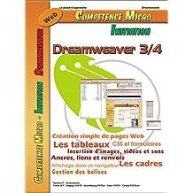 Dreamweaver 3/4
