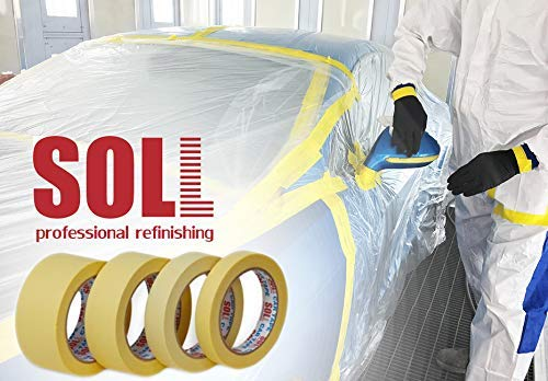 Zoom IMG-2 soll bianco automotive refinish coprente