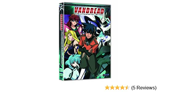 Comic magna strip vandread
