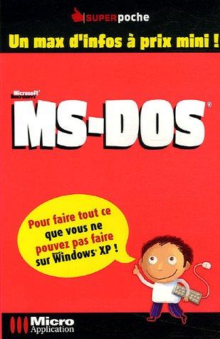 MS-DOS par Loïc Fieux