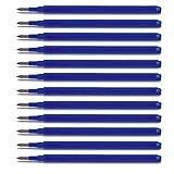 Pilot Frixion Ball Tintenroller Ersatzminen, 0,7 mm, blau (6 Stück)