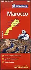 Cartina Stradale Marocco Gratis.Carta Marocco Libri Amazon It