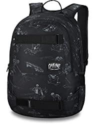 DAKINE Multifunktionsrucksack Option - Mochila, color gris (graveside), talla 18 x 33 x 49 cm, 27 l