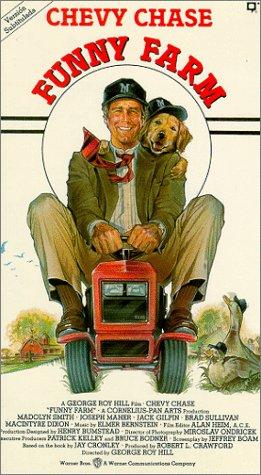 Preisvergleich Produktbild Funny Farm [VHS]