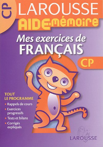 Mes exercices de français CP