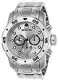 Invicta 0071 Pro Diver - Scuba Reloj para Hombre acero inoxidable Cuarzo Esfera plata