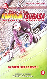 Captain Tsubasa - Olive et Tom - World Youth Edition simple Tome 11