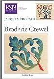 Broderie Crewel