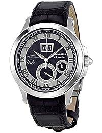 Seiko De los hombres Watch Premier Kinetic Perpetual Reloj SNP049P1
