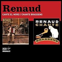 Renaud Cante El Nord/Chante Brassens