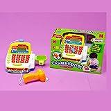 DEMA Kinder-Kasse mit Scanner, Licht und Schall