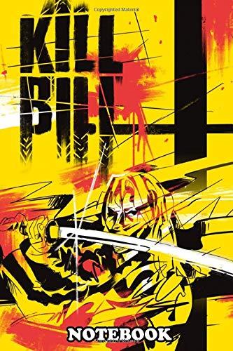 Notebook: Kill Bill Poster