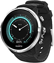 Suunto 9 GPS Sports Watch with Long Battery Life and Wrist-Based Heart Rate