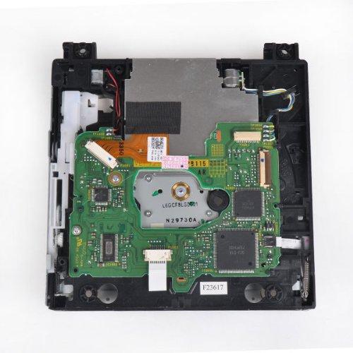 Nintendo Wii Laufwerk / Drive mit D2C Platine für all WII Modelle