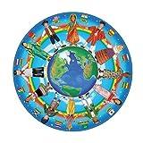 Children Around the World Floor (48 PC): Children Around the World Floor (48 PC)