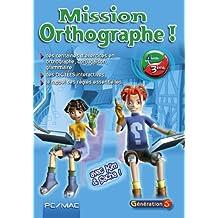 Mission orthographe 4e - 3e