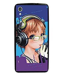 Techno Gadgets back Cover for HTC Desire 630