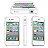 Original Apple Bumper iPhone 4 4S Weiss - MC668ZM/B