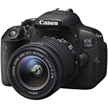 Canon EOS 700D + EF-S 18-55mm f/3.5-5.6 IS STM [Spagna]