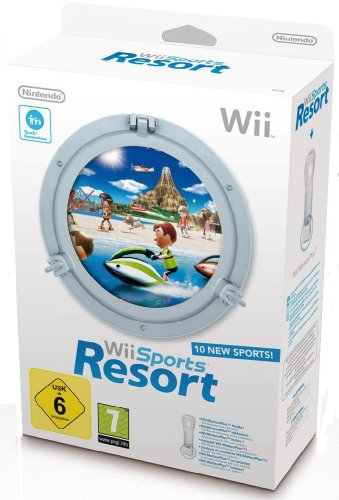 Wii Sports Resort + Wii MotionPlus [Edizione : Francia]