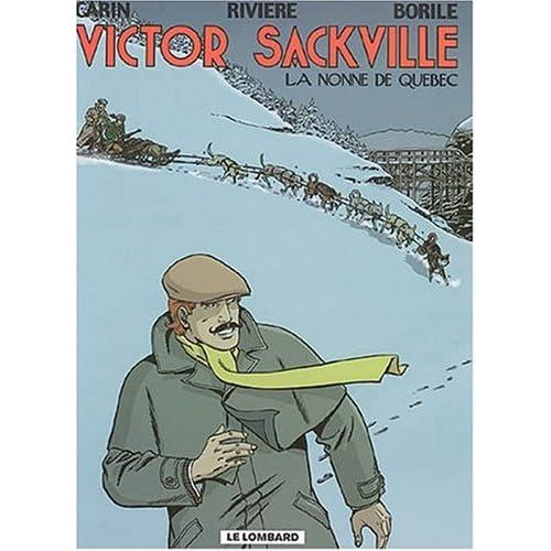 Victor Sackville - tome 19 - Nonne du Québec (La)