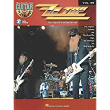 Guitar Play-Along Vol.099 Zz Top + Cd