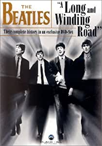 BEATLES A Long And Winding Road 4-DVD