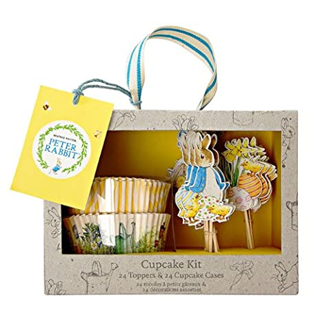 Peter Rabbit & Friends Easter Cupcake Kit