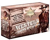 Le Western en haute définition - L'homme des hautes plaines + Joe Kidd + Sierra...