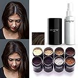 VOLUME HAIR Fibers & Fix-Spray - dunkelbraun