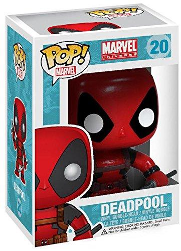 POP Marvel Deadpool Vinyl Figure