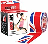 Rocktape Active-Recovery Tape, 5 x 5 cm, Union Jack