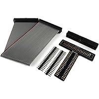 RPi GPIO T-Cobbler, Kit scheda Breakout Board con cavo a nastro 40 pin da 8