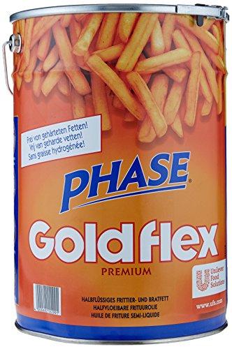 Phase Goldflex premium 10 L, 1er Pack (1 x 10 - Frittieröl
