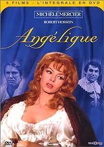Angélique - L'intégrale : Angélique marquise des anges / Merveilleuse Angélique / Angélique et le Roi / Indomptable Angélique / Angélique et le Sultan