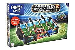Idea Regalo - Legnoland Globo 36608 - Calcetto da Tavolo, Legno