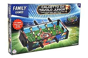 Legnoland Globo 36608 - Calcetto da Tavolo, Legno, Multicolore