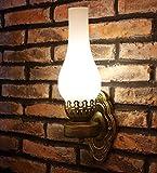 Retro-Lampe Cafe Restaurant Bar Wandleuchte Wall Lamp alten Öllampen die Gang Schlafzimmer Nachttischlampe