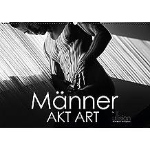 Männer AKT Art (Wandkalender 2016 DIN A2 quer): Stilvolle Männer - Akte in ästhetischer Abstraktion aus Linien und Körpern (Monatskalender, 14 Seiten) (CALVENDO Kunst)
