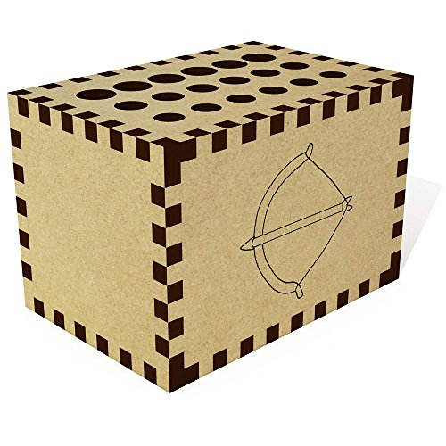 Azeeda 'Bogenpfeil' Bleistift Block / Halter (PB00009081)