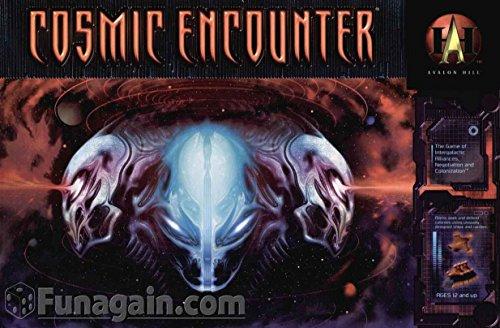 Avalon Hill 41437100 - Cosmic Encounter