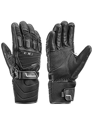 Gants de ski Griffin S - mixte Noir