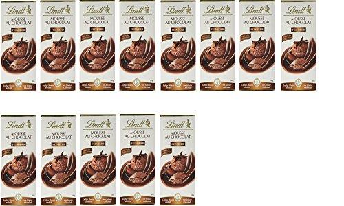 Preisvergleich Produktbild Lindt & Sprüngli Dessert Mousse Herb,  13er Pack (13 x 140 g)