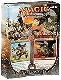 Magic the Gathering Duel Decks - Knights Versus Dragons (English edition)