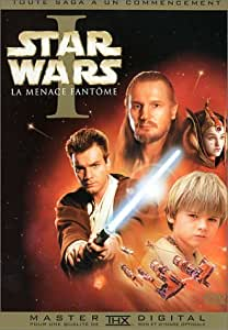 Star Wars : Episode 1, la menace fantôme - Édition 2 DVD