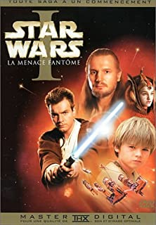 Star Wars : Episode 1, la menace fantôme - Édition 2 DVD (B00005NN9U) | Amazon price tracker / tracking, Amazon price history charts, Amazon price watches, Amazon price drop alerts