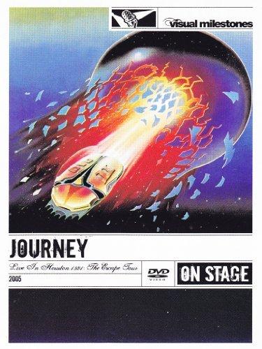 JOURNEY-LIVE IN HOUSTON 1981: THE ESC