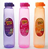 Fridge Bottle BPA Free 750 ml (Set of 6)...