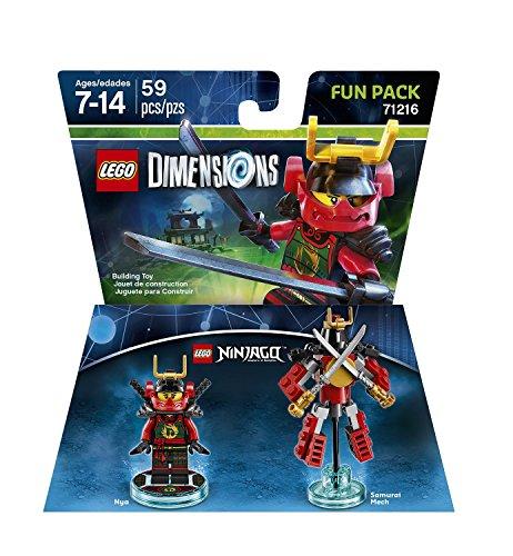 Ninjago Nya Fun Pack - LEGO Dimensions by Warner Home Video - Games