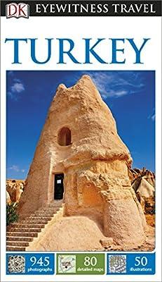 DK Eyewitness Travel Guide Turkey (Eyewitness Travel Guides)